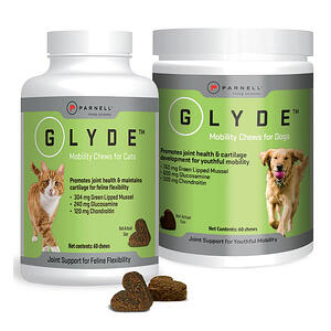 Glyde for cats and dogs