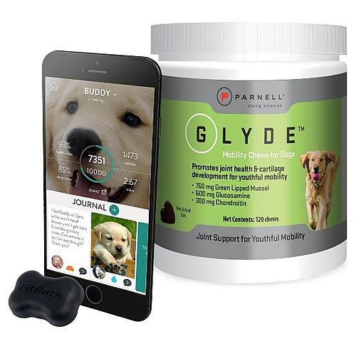 Glyde + FitBark Dog Bundle